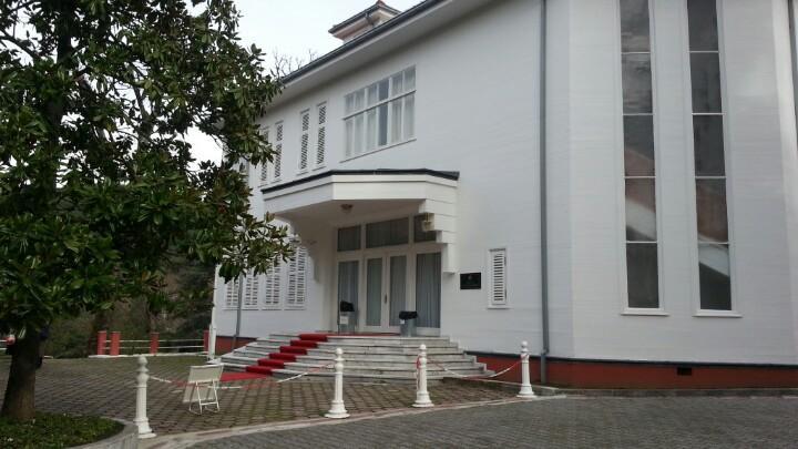نتيجة بحث الصور عن متحف قصر كمال أتاتورك