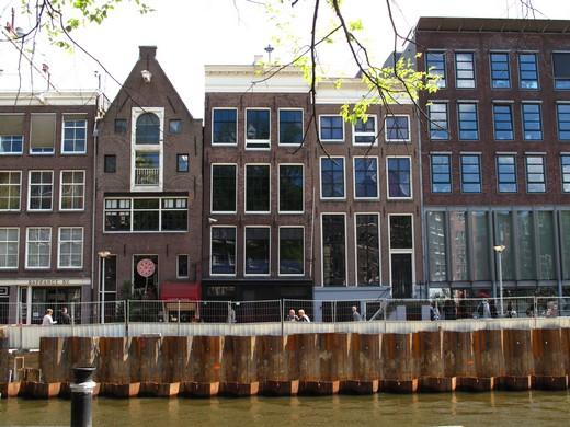 منزل آن فرانك أمستردام موقع | عنوان | احداثيات