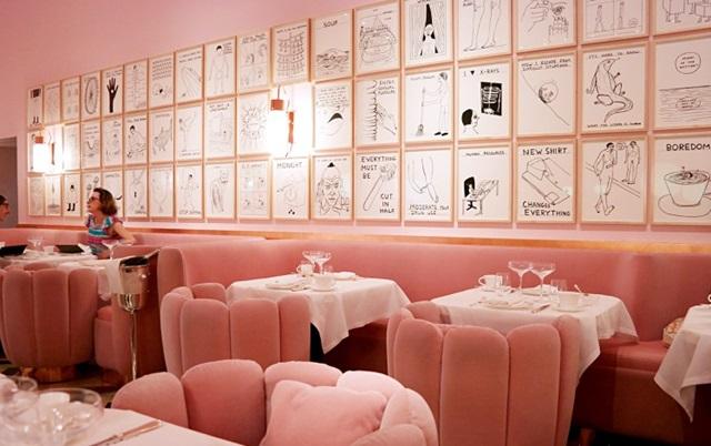 في لندن مطعم سكيتش K574q