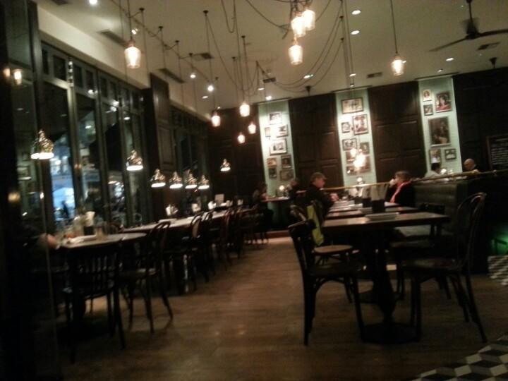 في لندن مطعم ديشوم  Ocvbr