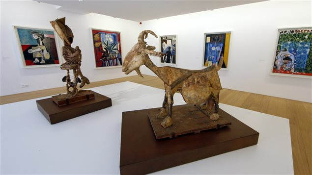 متحف بيكاسو باريس