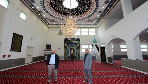 مسجد أنسي أنِسي موقع | عنوان | احداثيات