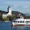 قارب أماديوس سالزبورغ في نهر السالزاك